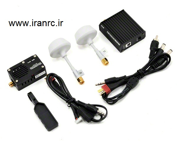 dji-5.8vdl. DJI 5.8GHZ Video Downlink (Transmitter + Receiver)