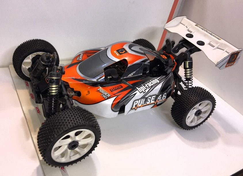kit hpi Pulse Buggy